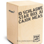 Schlagwerk CP 400 SB Star Box Junior