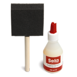 Sela Lack Finish Set SE 028