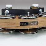 Beatnicker Triple Groover - Version Jingle, Foot Tamburin, Percussion für Cajon und Gitarre