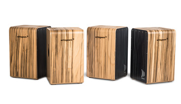 Schlagwerk CP 608 Fineline Comfort Dark Night Cajon